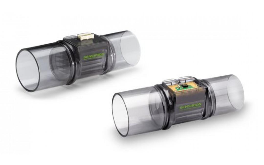 Sensirion_SFM3200-AW, Digital Flow Meter for Medical Applications