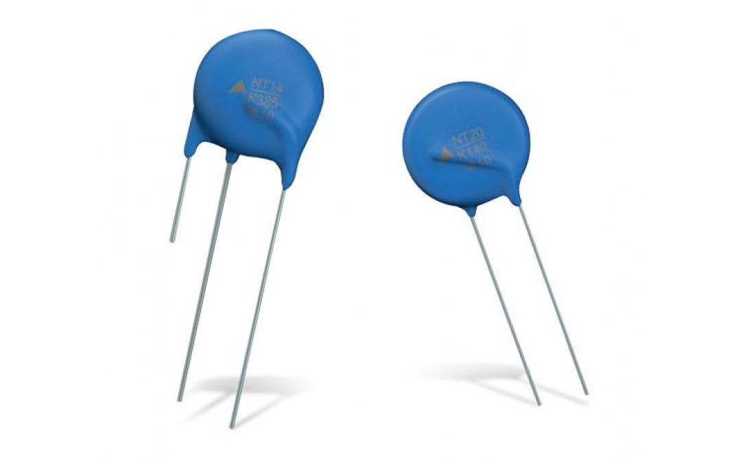 TDK NT Series ThermoFused Varistors