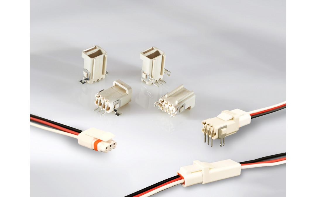 TE SlimSeal Lighting Connectors
