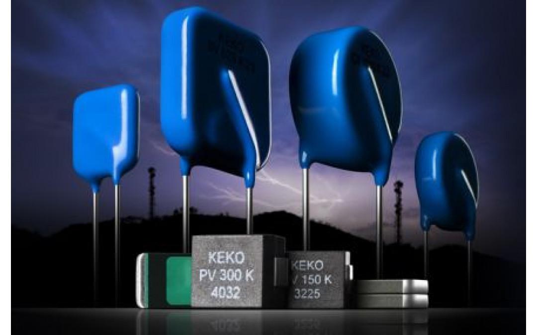 Bourns Announces Completion of KEKO-Varicon Integration